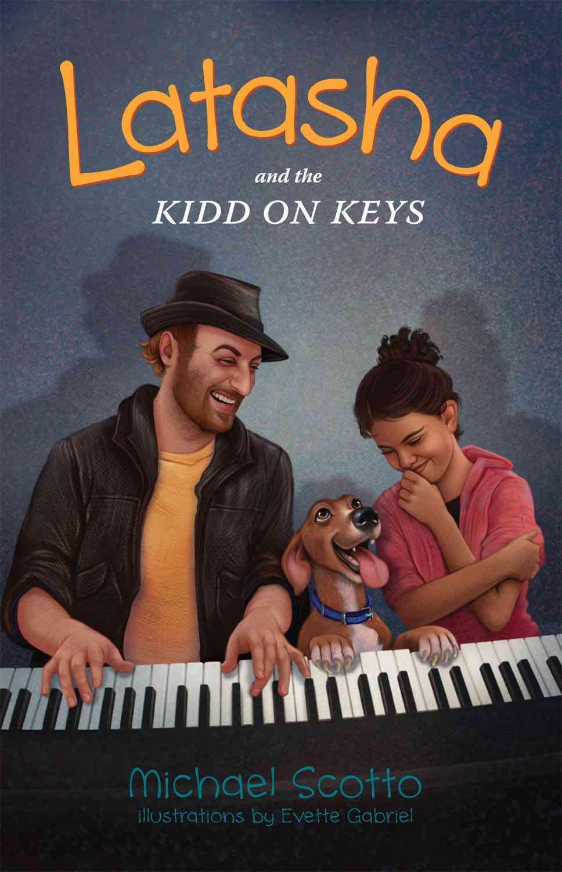 Latasha and the Kidd on Keys (Paperback)