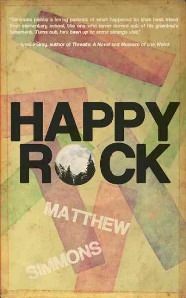 Happy Rock (Paperback)
