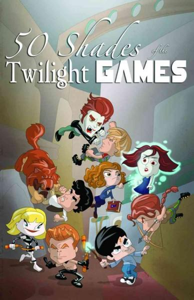 50 Shades of the Twilight Games (Paperback)