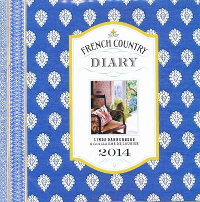 French Country Diary 2014 (Calendar)