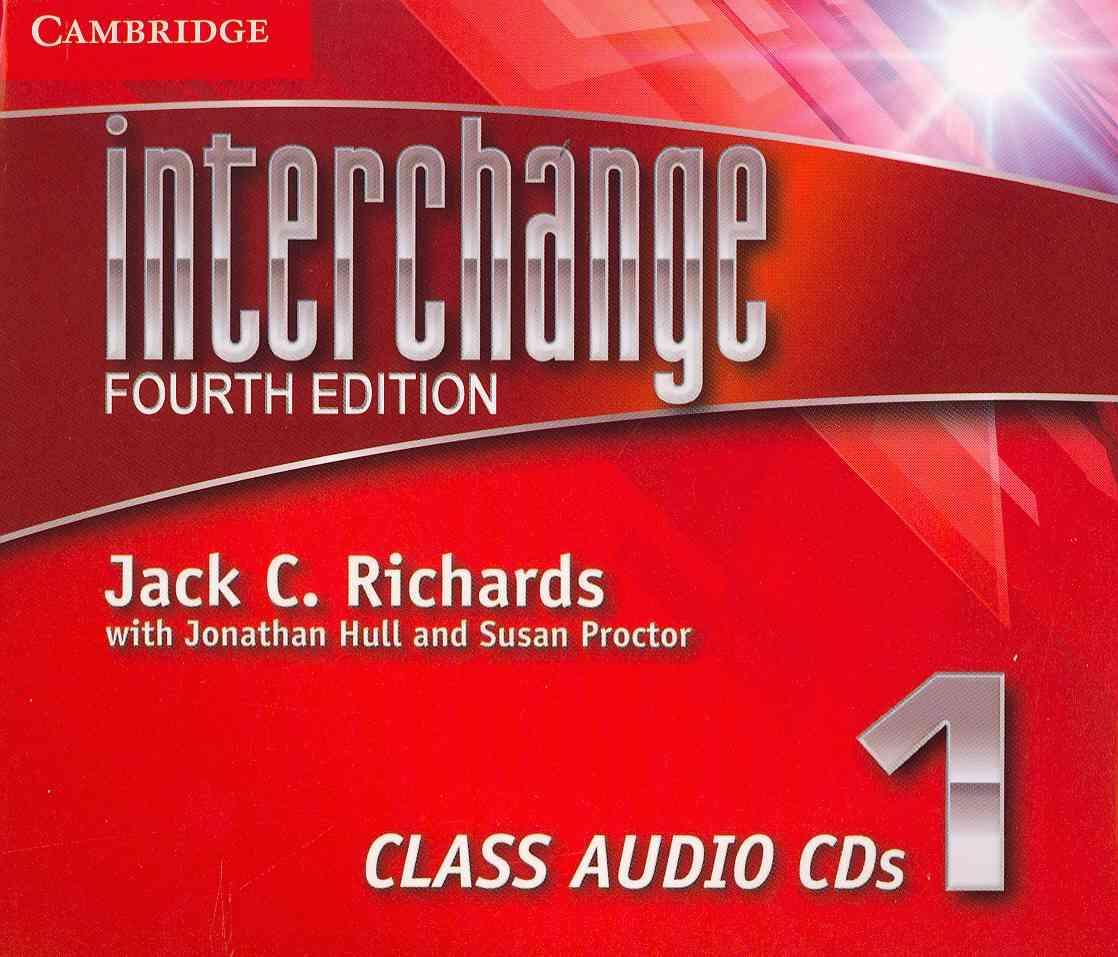 Interchange Class Audio Level 1