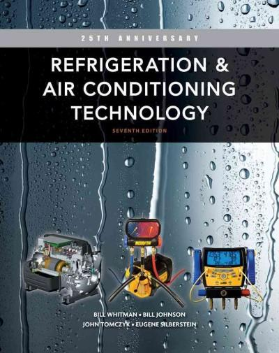 Refrigeration & Air Conditioning Technology: 25th Anniversary (Hardcover)
