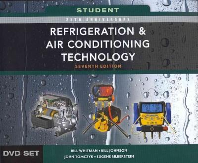Refrigeration & Air Conditioning Technology (DVD video)