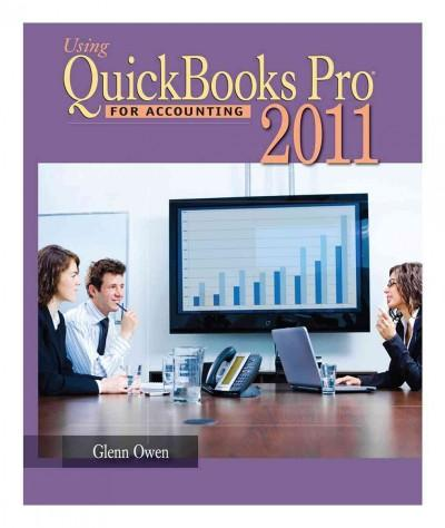 Using Quickbooks Pro for Accounting 2011