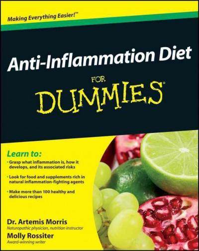 Anti-Inflammation Diet for Dummies (Paperback)