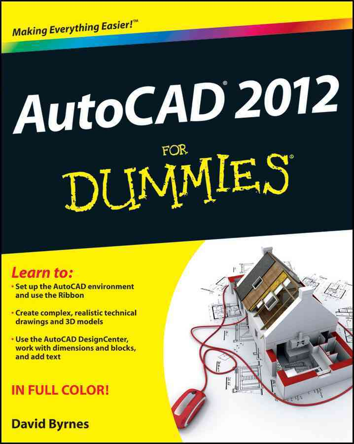 AutoCAD 2012 for Dummies (Paperback)