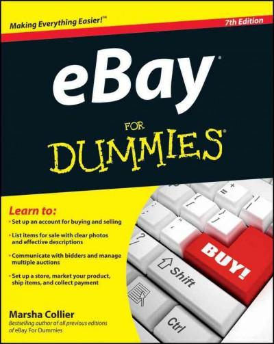 eBay for Dummies (Paperback)