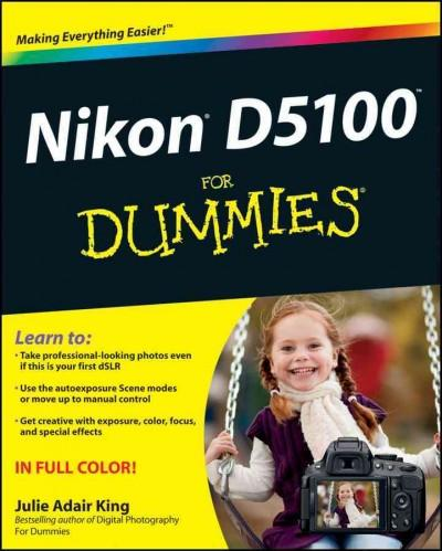 Nikon D5100 for Dummies (Paperback) - Thumbnail 0