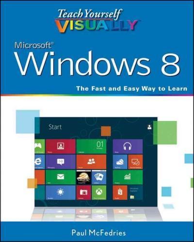 Teach Yourself Visually Windows 8 (Paperback)