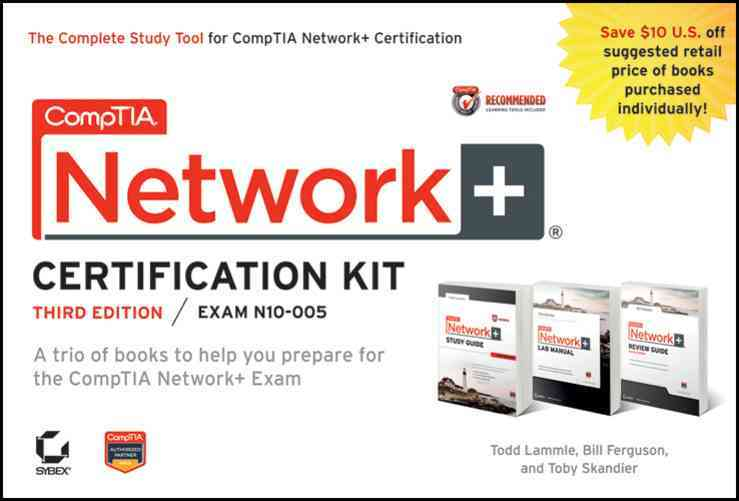 CompTIA Network+ Certification Kit, Exam N10-005