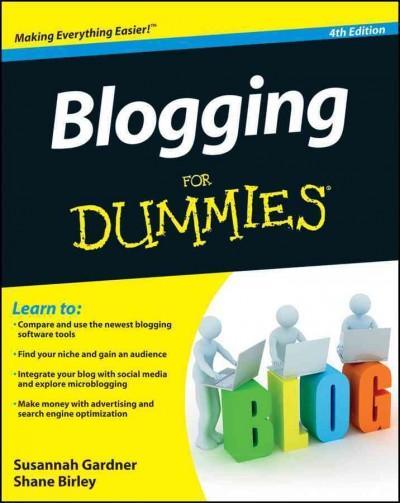 Blogging for Dummies (Paperback)