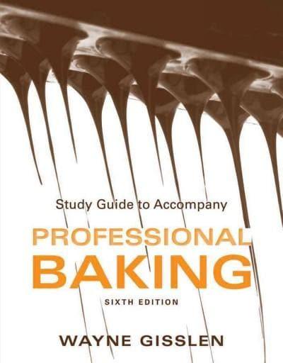 Professional Baking (Paperback)