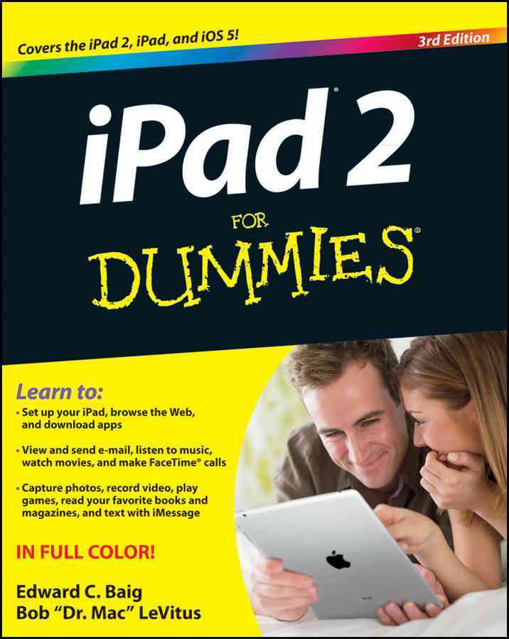 Ipad 2 for Dummies (Paperback)