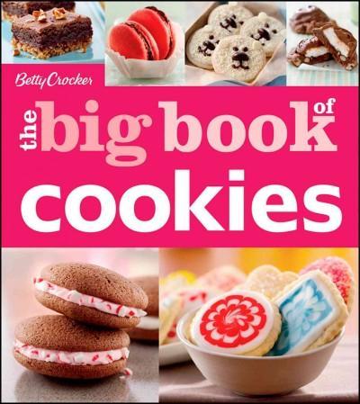 Betty Crocker The Big Book of Cookies (Paperback)