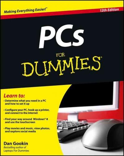 PCs for Dummies (Paperback)