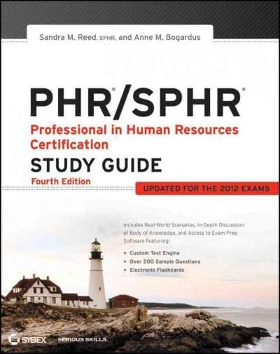 PHR / SPHR: Professional in Human Resources Certification (Paperback)