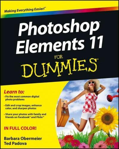Photoshop Elements 11 for Dummies (Paperback)