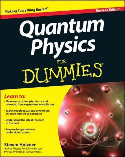 Quantum Physics for Dummies (Paperback)