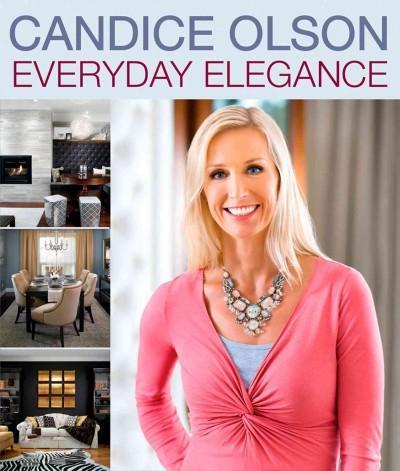 Candice Olson Everyday Elegance (Paperback)