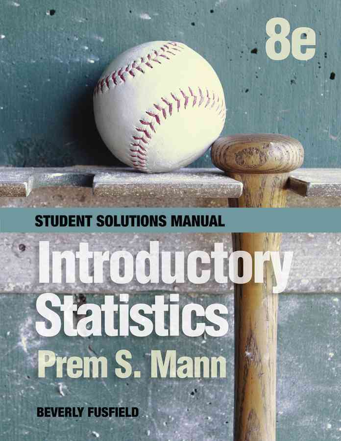 Introductory Statistics (Paperback)