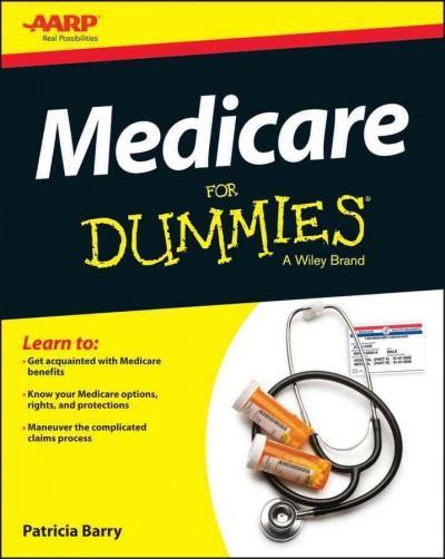 Medicare for Dummies (Paperback)