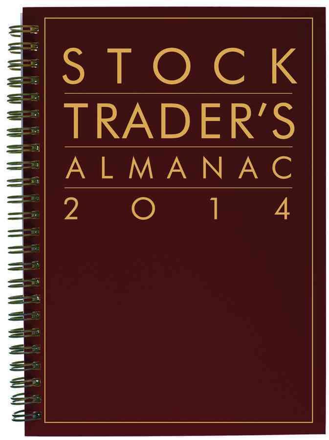Stock Trader's Almanac 2014 (Hardcover)