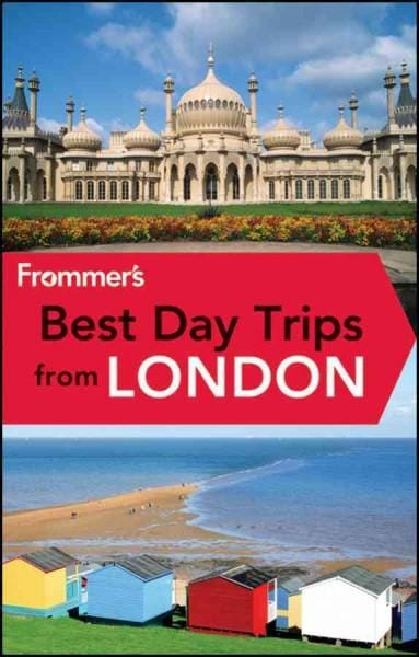 Frommer's Best Day Trips from London (Paperback)