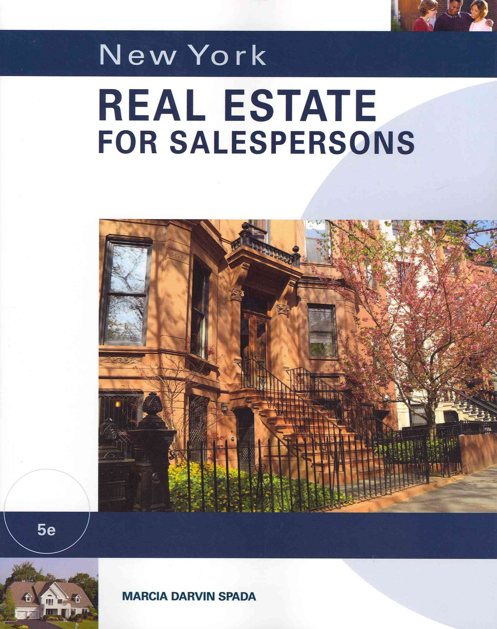 New York Real Estate for Salespersons (Paperback) - Thumbnail 0