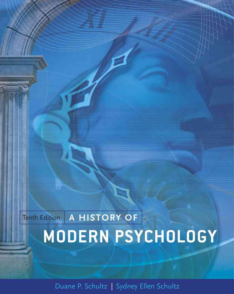 A History of Modern Psychology (Hardcover)