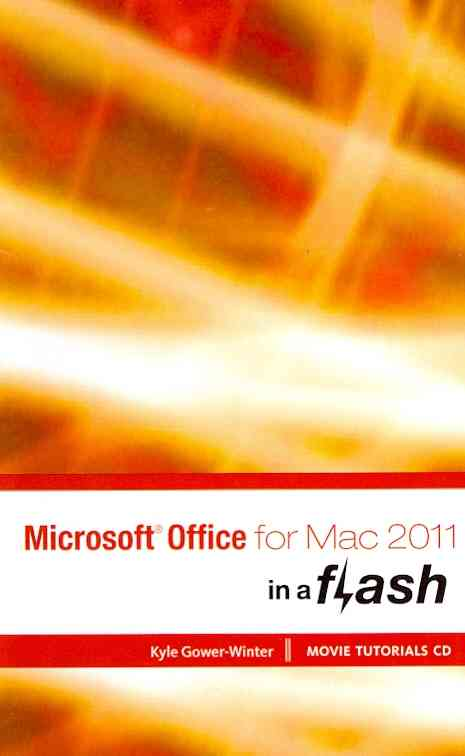 Microsoft Office for MAC 2011: In a Flash (CD-ROM)
