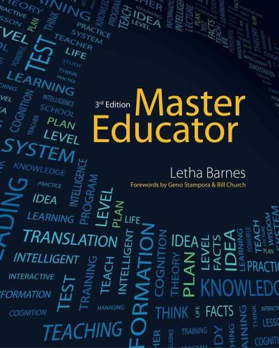 Master Educator Student Course Book (Paperback)