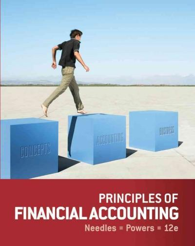 Principles of Financial Accounting (Hardcover)