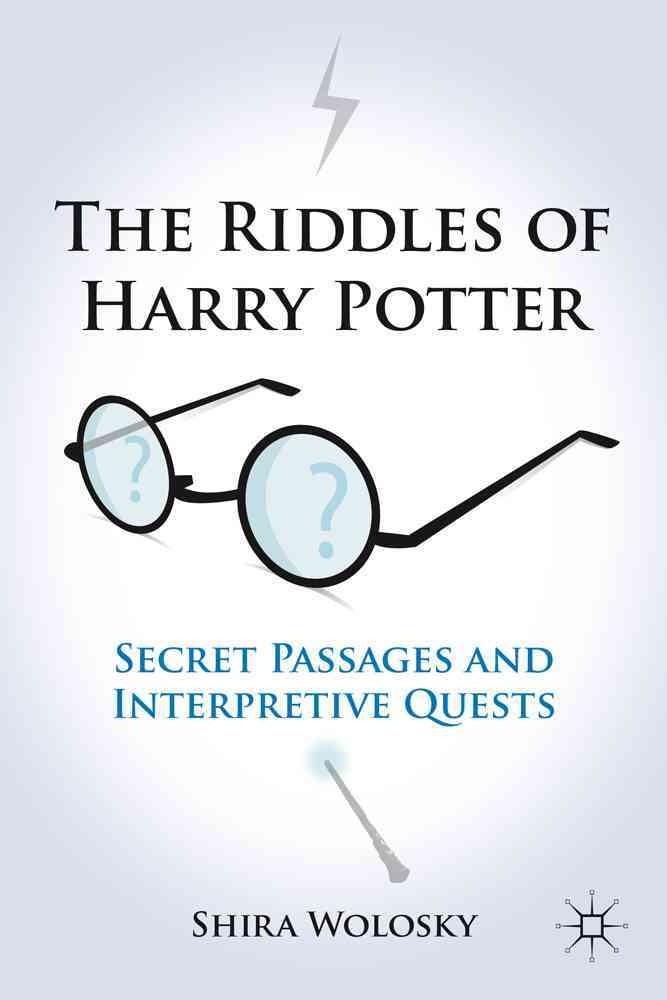 The Riddles of Harry Potter: Secret Passages and Interpretive Quests (Paperback) - Thumbnail 0