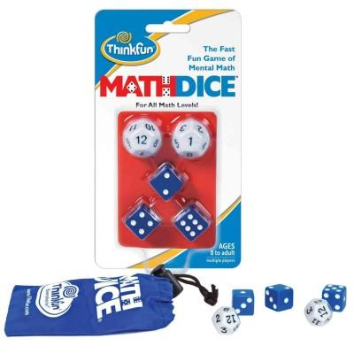 Math Dice: For All Math Levels!