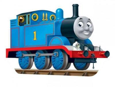 Thomas & Friends - Thomas the Tank Engine™: 24 Piece Floor - Shaped (General merchandise)
