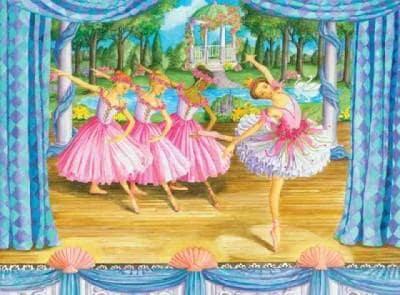 Ballet World: 100 Pieces (General merchandise)