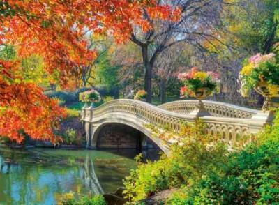 Romantic Bridge: 500 Pieces (General merchandise)