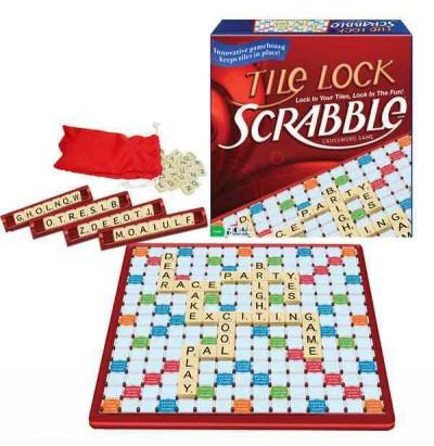 Tile Lock Scrabble (Game)