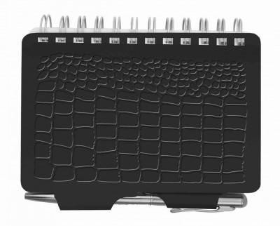 Password Book-black Croc (General merchandise)
