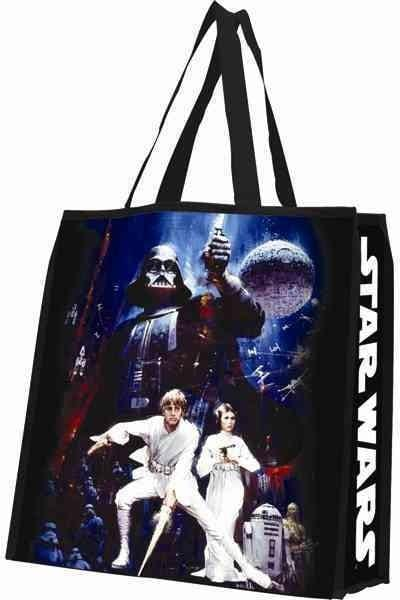 Star Wars Large Shopper Tote (General merchandise)