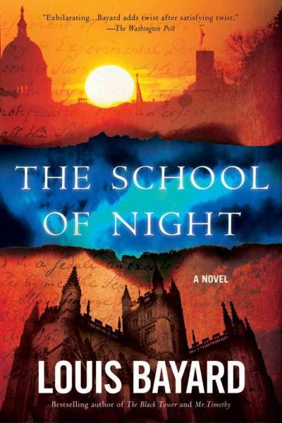 The School of Night (Paperback)