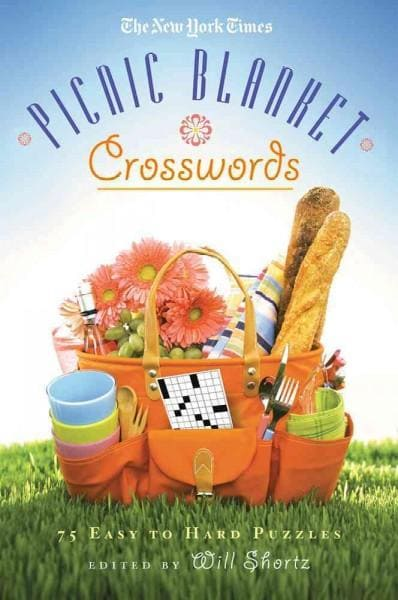 The New York Times Picnic Blanket Crosswords: 75 Easy to Hard Puzzles (Paperback)