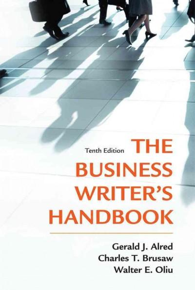 The Business Writer's Handbook (Hardcover)