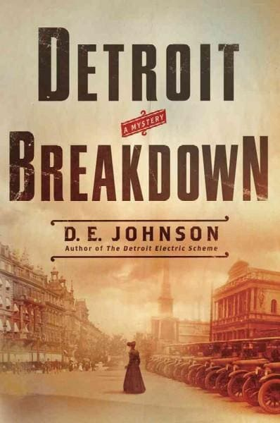Detroit Breakdown (Hardcover)