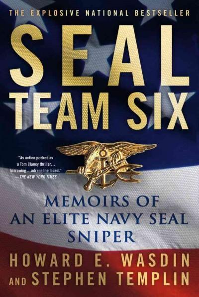 SEAL Team Six: Memoirs of an Elite Navy SEAL Sniper (Paperback) - Thumbnail 0
