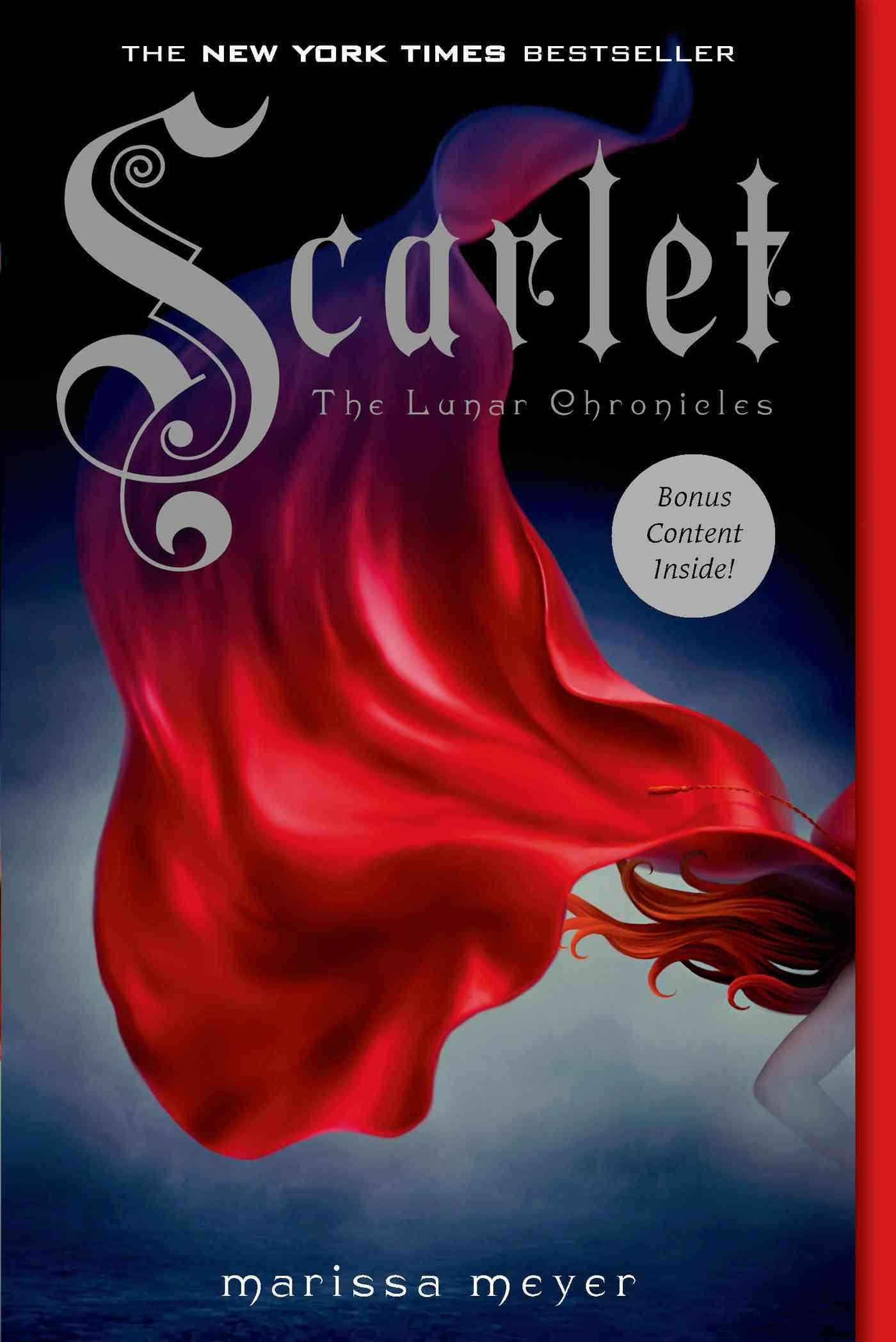 Scarlet (Paperback)