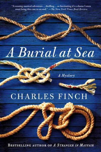 A Burial at Sea (Paperback)