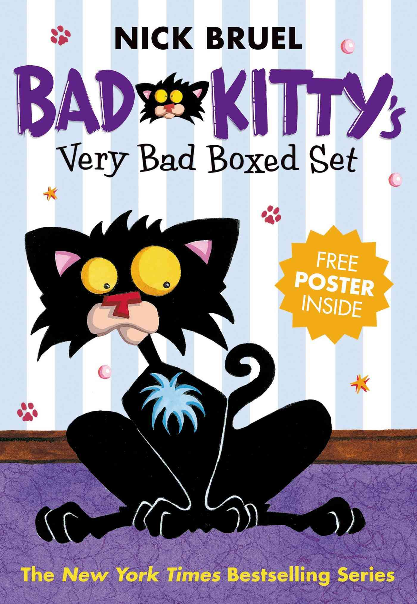 Bad Kitty Litter Boxed Set