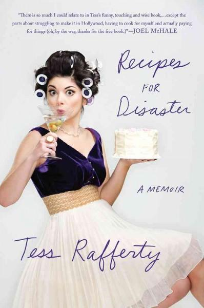 Recipes for Disaster (Hardcover)