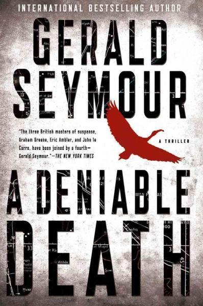 A Deniable Death (Hardcover)